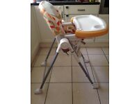 Baby highchair Graco