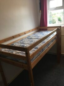 Mid Sleeper Bed - Good Condition