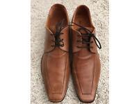 Aldo Brown Men Shoes Size 44 (New) £25 ONO
