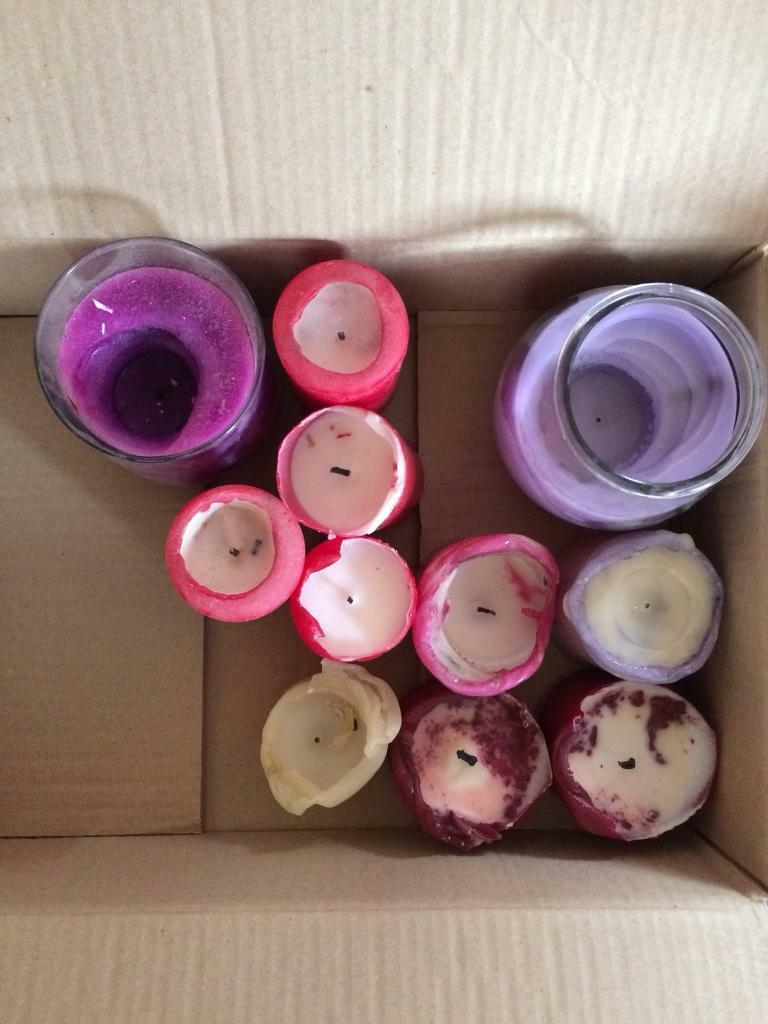 Free old candles