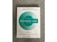 Business Law Concentrate by James Marson 2nd Edition