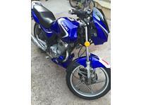 For sale or swap Suzuki en 125