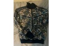 Rare Adidas Safety - blue cami jacket