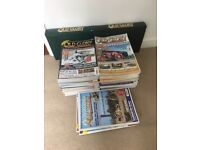 Collection of Old Glory Magazines