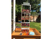 Pick 'n' Mix stand. Alternative to sweet cart for birthday parties or weddings