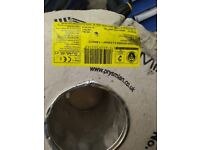 2.5 twin and earth cable 100metres Lsf white