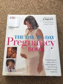 Pregnancy books and exercise DVD's