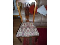 Lovely old chair for dining room or other