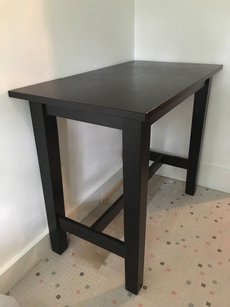 ikea storn s bar table and 2 henriksdal bar chairs in putney london gumtree. Black Bedroom Furniture Sets. Home Design Ideas