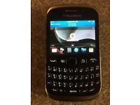 Blackberry on vodaphone