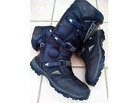 Motorcycle Boots, Waterproof, Adventure, Duel Sport, Leather