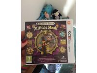 Miracle mask 3ds game