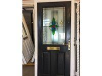 Refurb Grey composite door