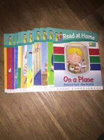 Read at home biff and chip books. 12 books and complete level 4 series