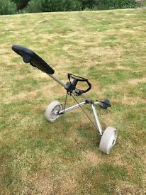 Titliest folding golf trolley