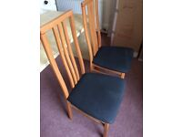 X2 matching chairs