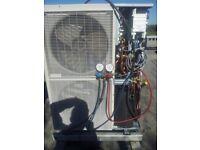 Air Conditioning, Refrigeration install, maintenance, repair, airconditioning engineer