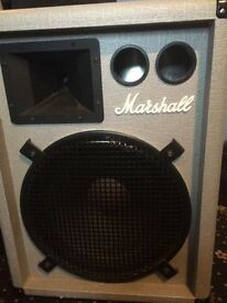 Marshall 8015 Keyboard Combo 150W 8 ohm (has intermittent fault)