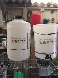Fermentation buckets for sale