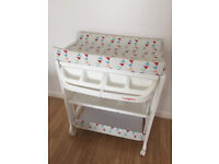 Baby Changing & Bath table unit