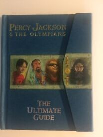 'Percy Jackson & The Olympians: The Ultimate Guide' by Rick Riordan
