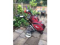 Ladies golf equipment