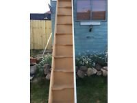 Space saver staircase