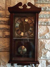 President Wall Clock