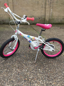 GIRL BICYCLE age 3 to 7