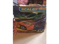 Scalextric figure of 8