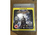 PlayStation Batman game