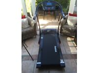 Reebok ZR9 Treadmill (only used 3 times)
