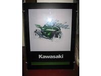 Kawasaki Display.