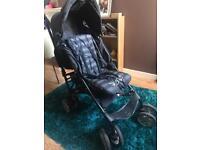 Stroller in black
