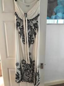 Next maxi dress size M/L