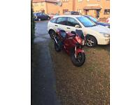 HYOSUNG GT125R LONG MOT LOADS NEW PARTS
