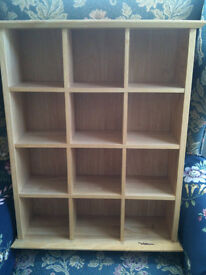 CD racks in Beech