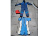 Diamond 7mm wetsuit. Comes in 2 parts.