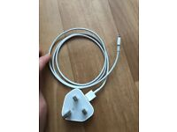 Apple iPhone charger ( genuine)