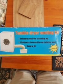 Tumble Dryer Venting Kit (never used)