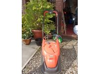 Flymo Compact Vision 330 Electric Lawnmower 1500W