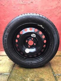 Wheel Car R16 CONTINENTAL 205/55 - MINT CONDITION