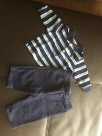 Ralph Lauren boys outfit - 3 months