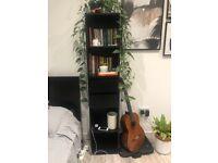 Black Bookshelf (must go)