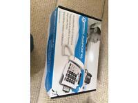 Large telephone for elderly and Alzheimer's