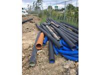 Free ducting & drainage