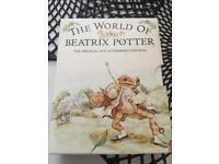 Beatrix potter book set 📚