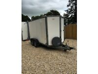 Ifor Williams box 12+5 opening back doors had from new use for storage only