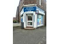 A off licence shop:that is very good running business for sale:approximatly £4000 per week sale