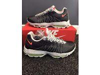 Nike air max 95 ultra Jacquard grey red mens UK Size 7